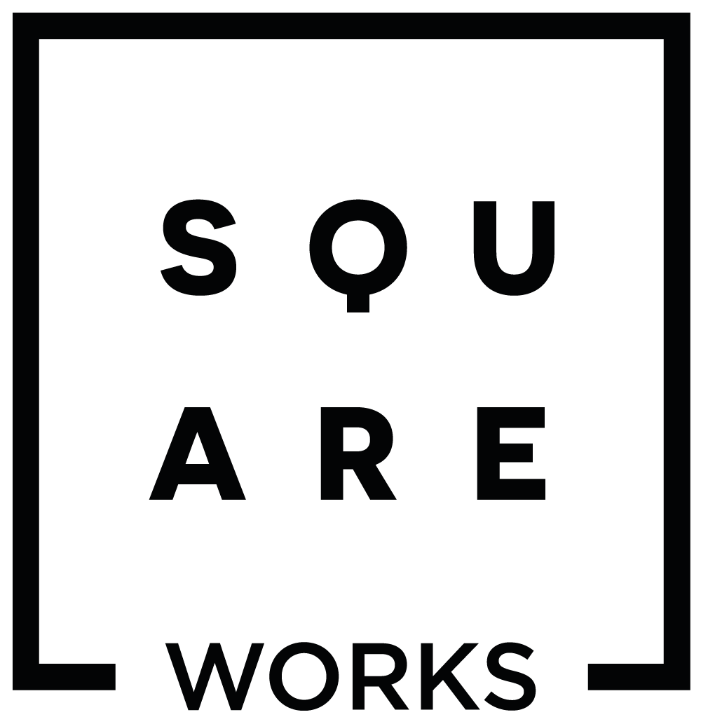 Square Works logo black
